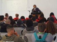DAÜ-BTYO Dr. Fazıl Küçük Endüstri Meslek Lisesi'ni ziyaret etti