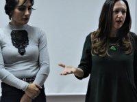 """""""Fetine'yi Ararken"""" belgeseli DAÜ'de izleyiciyle buluştu"""
