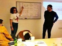 """Kuir Kıbrıs Derneği:""""Renklerin Çeşitliliği"""" projesi ilk etkinliği gerçekleştirildi"""