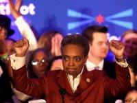 Chicago'ya ilk siyah kadın eşcinsel belediye başkanı