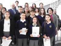 DAÜ KENT-AG Kompozisyon Yarışması Ödül Töreni yapıldı