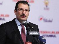"""AKP Genel Başkan Yardımcısı: """"İstanbul'da oy farkı 18 binin altına indi"""""""