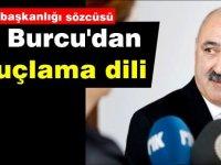 Burcu: Kıbrıs sorunu siyaseten iki varlık ilişkisiyle çözümlenebilir