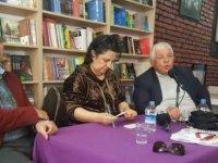 İsmail Bozkurt Ankara'da Kıbrıs Türk Edebiyatı'nı anlattı