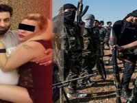 Suriye'de namaza katılmayanları kırbaçlıyordu! Türkiye'de hayat kadınıyla içkili fotoğrafları çıktı