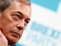 İngiltere'de aşırı sağcı Nigel Farage, Brexit Partisi kurdu