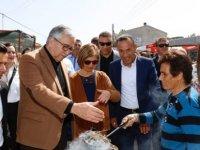 Cumhurbaşkanı Akıncı, 7. Akdeniz Ayrelli Festivali'nin açılışına katıldı