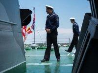 Karadeniz 'ısındı': Rus filosu, NATO tatbikatı sırasında askeri eğitim düzenledi