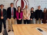Türk Mikrobiyoloji Cemiyeti-Kuzey Kıbrıs Türk Cumhuriyeti (TMC-KKTC) Mikrobiyoloji Platformu kurulmasına karar verildi.