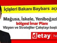 İçişleri Bakanı Ayşegül Baybars: Karpaz İmar Planına Başlıyoruz