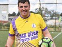 140 kiloluk futbolcu: Çalışırlarsa mutlaka başarıya ulaşırlar