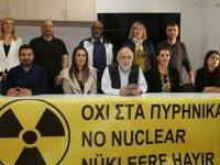 Çevreci örgütler Akkuyu'daki nükleer santrala karşı insan zinciri oluşturacak