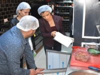 LTB Halk Sağlığı Şubesi 152 işyerini denetledi