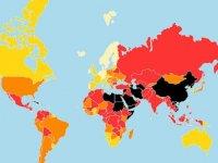 Dünya Basın Özgürlüğü Raporu: Paradise Papers'ı haberleştiren gazeteciyi yargılayan tek ülke Türkiye