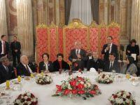KKTC heyeti İslam İşbirliği Teşkilatı Parlamento Birliği toplantısında