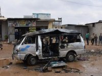 Afganistan'da istihbarat binasına bombalı araçla saldırı: 3 ölü