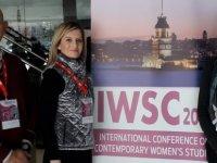 YDÜ İngilizce Hazırlık Okulu Uluslararası Çağdaş Kadın Çalışmaları Konferansı'nda Temsil Edildi
