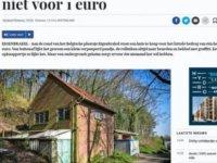 İnanılmaz! Bu ev 1 Euro'ya bile satılamıyor