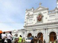 Sri Lanka'da ölü sayısı 310'a çıktı, patlamalarla bağlantılı olarak 40 kişi gözaltına alındı
