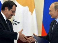 Anastaiadis bu hafta Vladimir Putin ile görüşecek