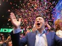 Vladimir Zelenskiy kimdir?: Ukrayna Devlet Başkanı seçilen ve dizisi gerçek olan komedyen