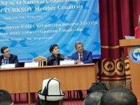 Kültür Dairesi Müdürü Şehbal Hamzaoğulları Kırgızistan'da KKTC'yi temsil etti