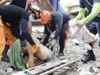 Filipinler'de deprem kurtarma çalışmaları sürüyor