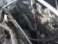 Girne Lefkoşa yolundaki kazada yaralıların kimlikleri belli oldu