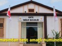 Sağlık Bakanlığı: 4 su firmasından test amaçlı numuneler alındı