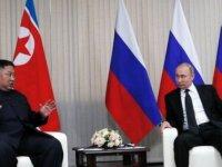 Putin: Nükleer programa son vermesi için Kuzey Kore liderine uluslararası güvenlik garantisi gerekiyor