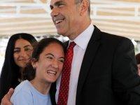 Uluçay, 18 Yaş Üstü Engelli Rehabilitasyon Merkezi ile Özel Eğitim Merkezi'ni ziyaret etti