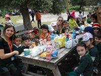 Doğu Akdeniz Doğa İlkokulu Büyükkonuk'ta piknik gezisi gerçekleştirdi