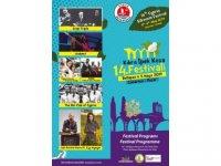 14. Kıbrıs İpek Kozası Festivali 4-5 Mayıs'ta Bellapais Manastırı otoparkında