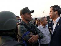 Venezüella'da Guaido'dan darbe girişimi: Ordu 'Maduro'nun yanındayız' dedi