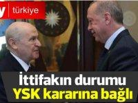 AKP'li yetkiliden ''Cumhur ittifakı'' yorumu