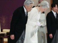 Japonya İmparatoru Akihito tahtı bıraktı
