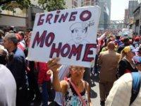 """Venezuela Komünist Partisi: """"Gringo Go Home"""""""