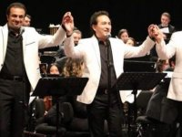 15. Bellapais İlkbahar Müzik Festivali, yarın akşam 3 Tenor konseriyle devam ediyor