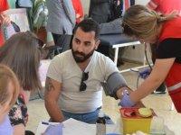 DAÜ-ATAUM'dan kan bağışı etkinliği
