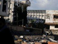 İsrail'den Gazze'ye hava saldırısı: 2 ölü