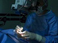 Hastaya kolundan aldıkları dokuyla dil ve ağız tabanı yaptılar