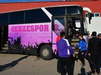 Küme düşen takımın otobüsü, futbolcuları statta bırakıp gitti
