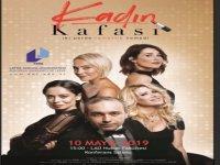 Ünlü tiyatro oyuncuları LAÜ'de tiyatroseverlere keyifli dakikalar yaşatacak