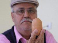 Tek yumurtaya 100 lira verdi: Hatıra olarak saklayacağım