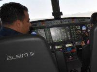 Girne Üniversitesi Pilotaj Mezunları Türk Hava Yollarında Pilot Olabilecek