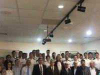 """Girne Üniversitesi'nde """"Denizlerimizin Hukukçu Kaptanı Gündüz Aybay"""" Belgeseli'nin gösterimi yapildi"""