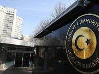 TC Dışişleri Bakanlığı'ndan Akıncı'nın Hidrakarbon önerisine destek