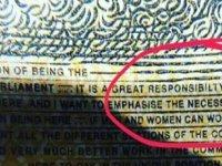 Avustralya'da 46 milyon banknot 'imla hatalı' basılmış: Halk tepkili