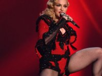 İsrail'deki Eurovision'da sahne alacak Madonna, boykotu reddetti