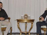 Cumhurbaşkanı Akıncı, Biyologlar Derneği heyetini kabul etti